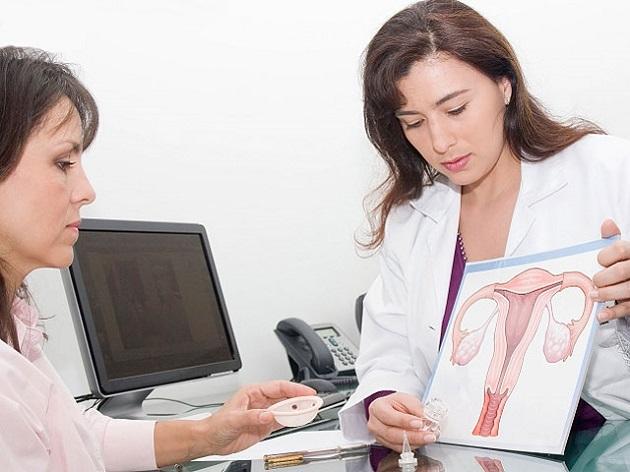 Гинеколог и пациент