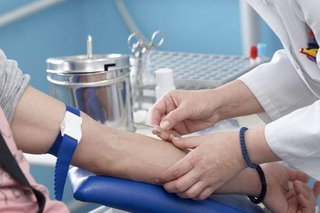 Контрольный анализ крови