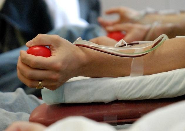 Доноры крови